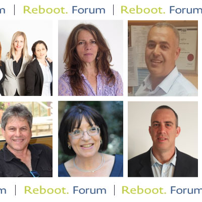 Reboot – Reaching the final in the Reboot Forum competition