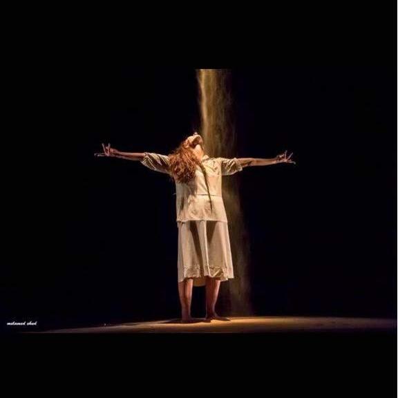 """1.5.18 """"תהומי"""" הופעה בתאטרון ענבל בסוזאן דלאל"""